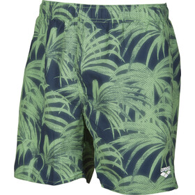 arena Bahamas Spodenki kąpielowe Mężczyźni zielony/czarny